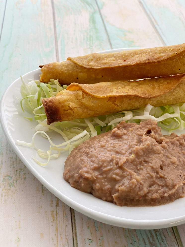 delicious refried bean recipe for the instant pot
