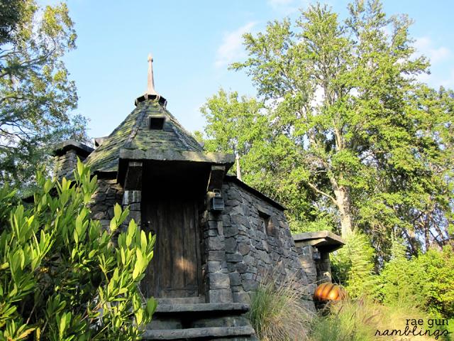 Hagrid's Hut Harry Potter - Rae Gun Ramblings
