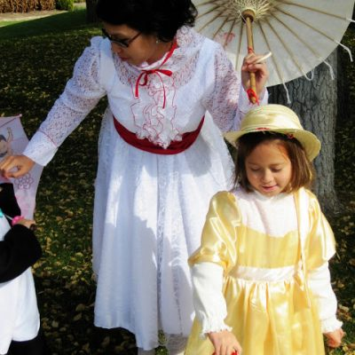 Lessons From Mary Poppins: The Good of A Sloper (or trusty pattern)