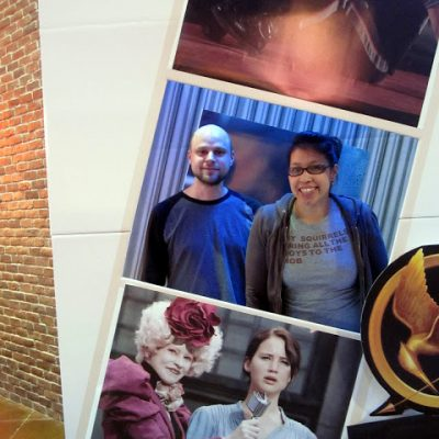 The Hunger Games Wrap Up and Link Party