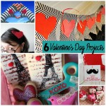 6 awesome must make Valentine's Day projects