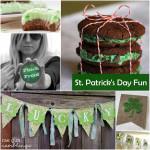 DIY St. Patrick's Day Treats decor and more