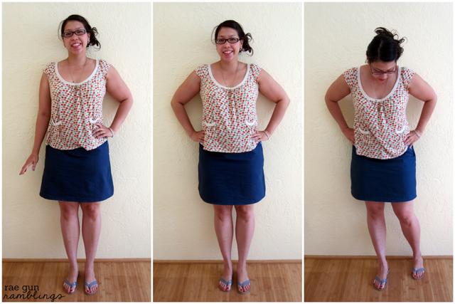 best fitting aline skirt - rae gun ramblings