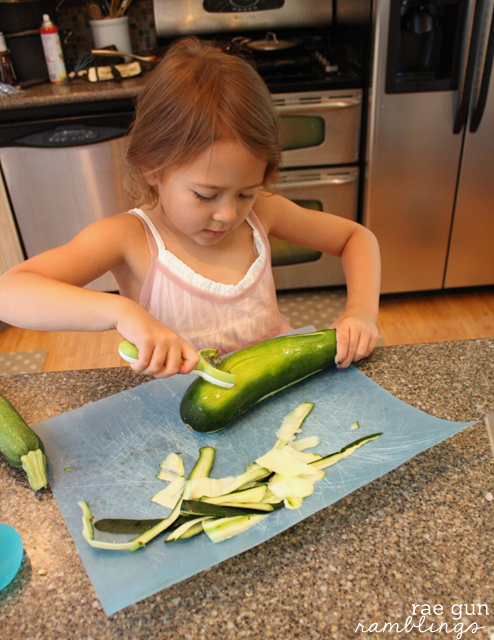 The best zucchini lasagna recipe - Rae Gun Ramblings