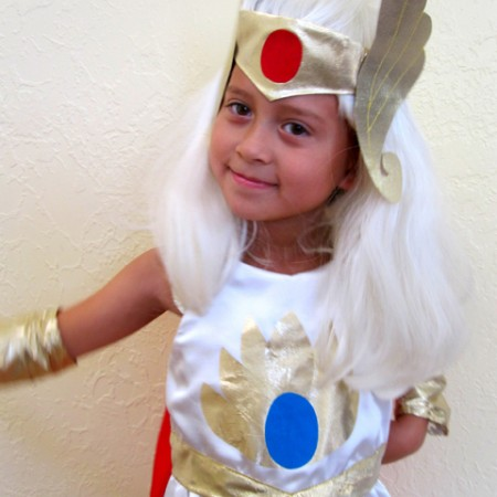 Shera tutorial #halloween #diy #costume #tutorial - Rae Gun Ramblings