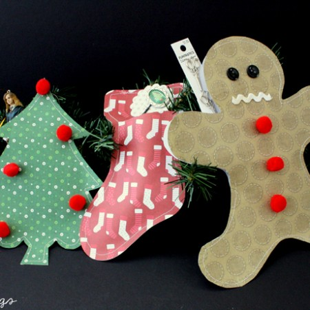 How to make your own custom filled Christmas Paper Packages - Rae Gun Ramblings
