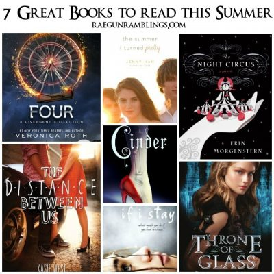 Summer Reading List: 7 Great Books to Read This Summer