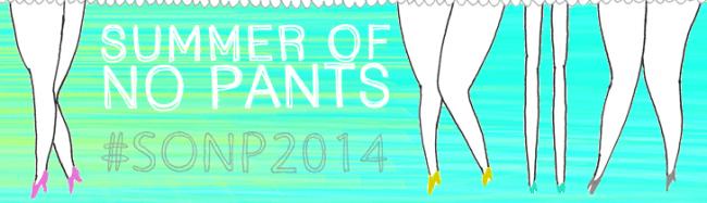 Summer of No Pants