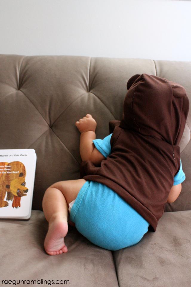 Baby Bear Outfit - Rae Gun Ramblings