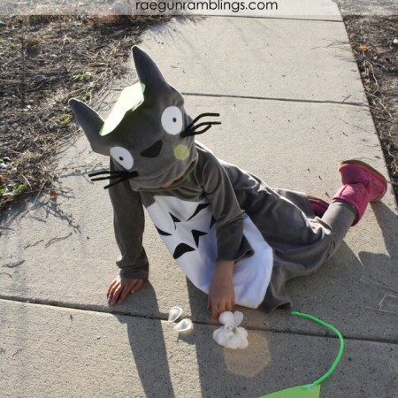 My Neighbor Totoro Costume Tutorial - Rae Gun Ramblings