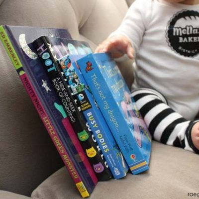 Great Unique Books for Baby