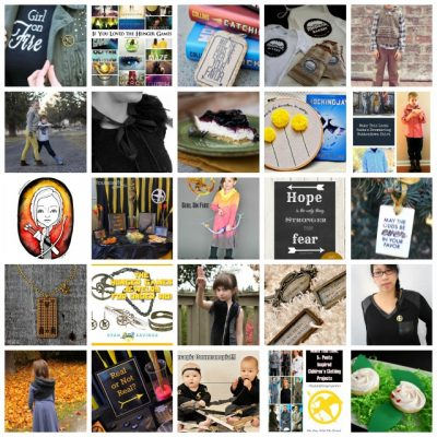 25+ Awesome Hunger Games Craft Tutorials Recipes Book Recommendations and More