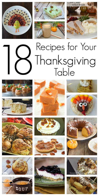 Easy Thanksgiving recipes - Rae Gun Ramblings