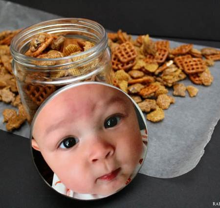 How to make a Photo Jar. Perfect for gift gift giving - Rae GUn Ramblings