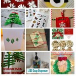 11 Christmas Kids Crafts