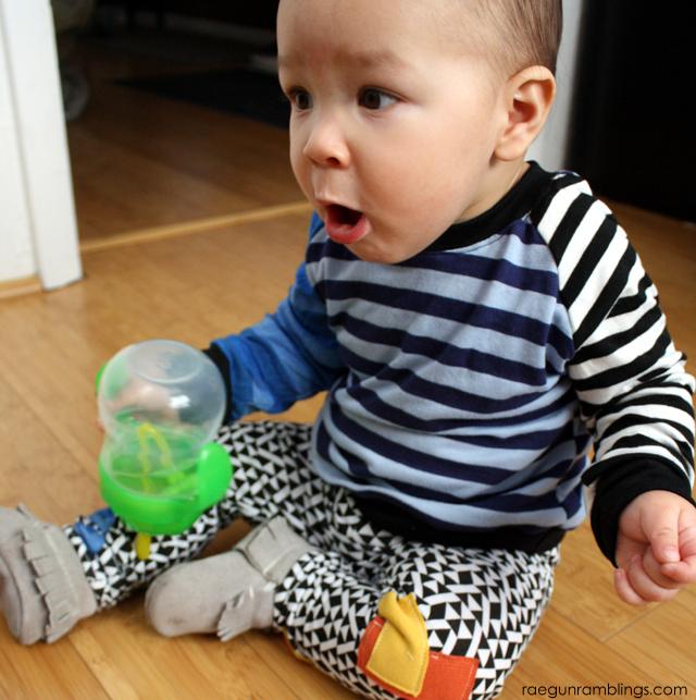 Fun baby boy sewing - Rae GUn Ramblings