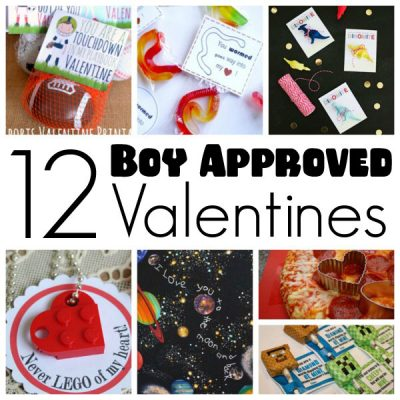Boy Approved Valentines
