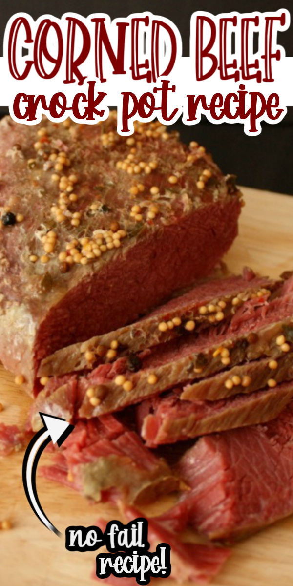best crock pot corned beef recipe