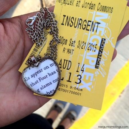 Insurgent Movie debrief.