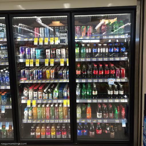 Coke in Walgreens