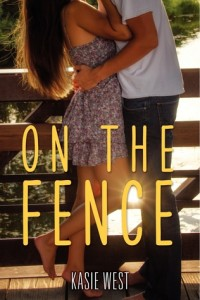 on the fence by Kasie West great YA read for Summer
