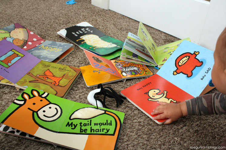 Darling board books perfect for baby gifts for showers or first birthdays