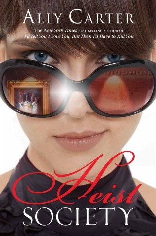heist society book review
