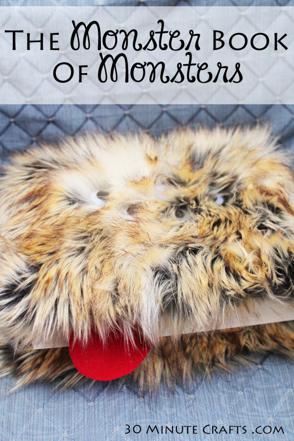 DIY-Monster-book-of-Monsters-in-just-30-Minutes