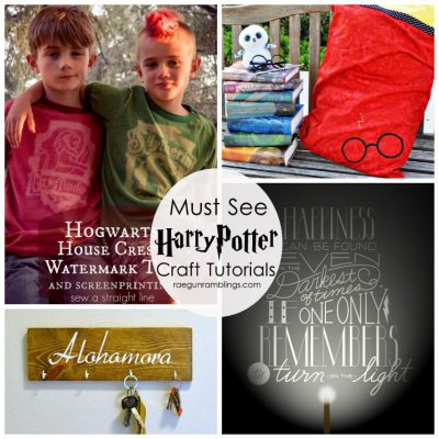 Happy Harry Potter Day 10