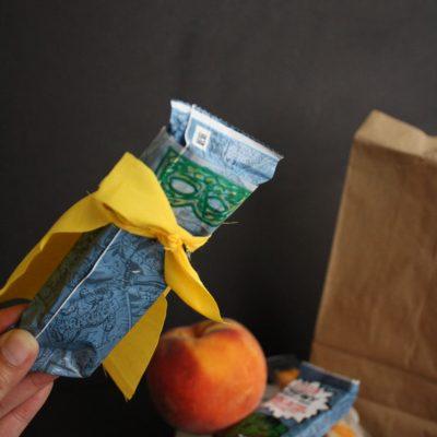 Easy Super Hero Snack Tutorial and FREE Printable