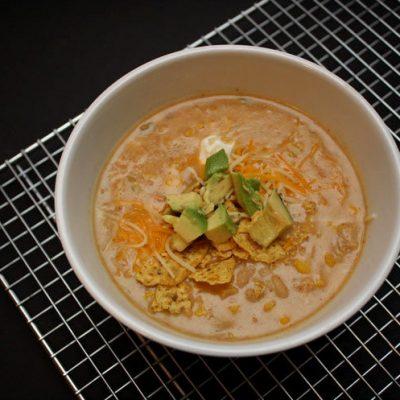 BEST Crock Pot White Chili Recipe