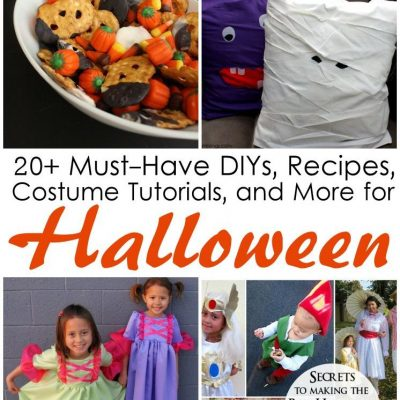 20 Awesome DIY Halloween Crafts, Recipes, and Costume Tutorials