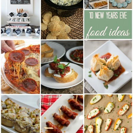 new years eve food ideas