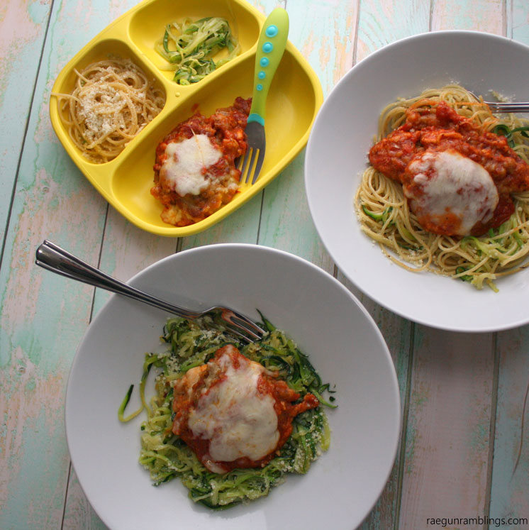 How to meal plan. 10 awesome tips and a great recipe for zoodles everyone will love.