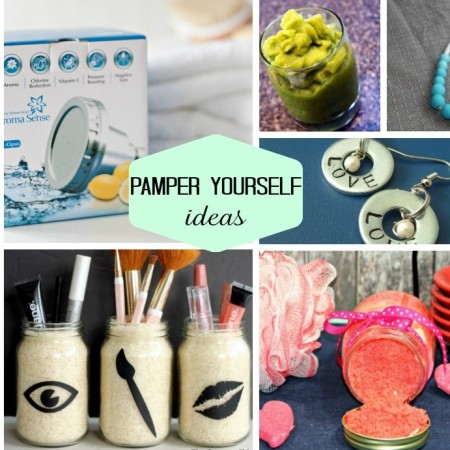 Great DIY pampering projects