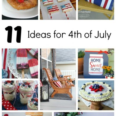11 Ideas for the 4th of July and Block Party