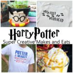 Great Harry Potter crafts and recipes