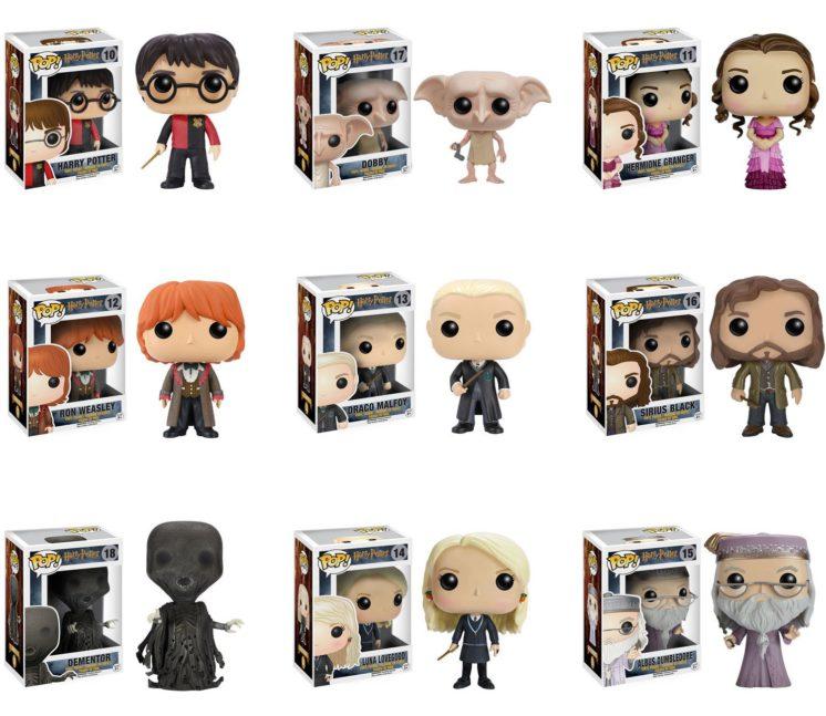 Harry Potter Funko Pop Figures