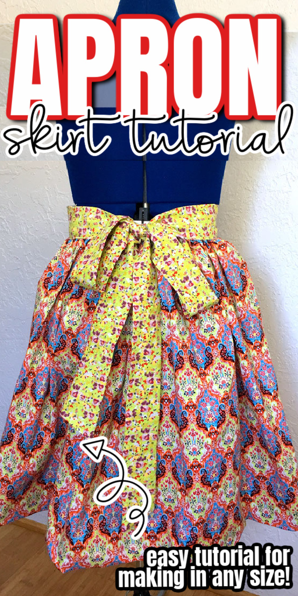 skirt with big bow on dress form