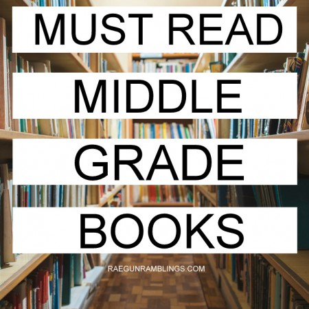 Great reading list full of must read middle grade books great for preteens.