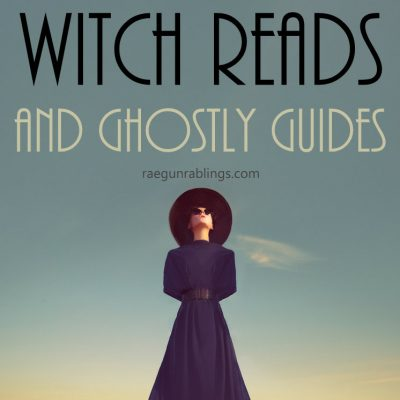 10+ YA Witch Reads and Ghostly Guides