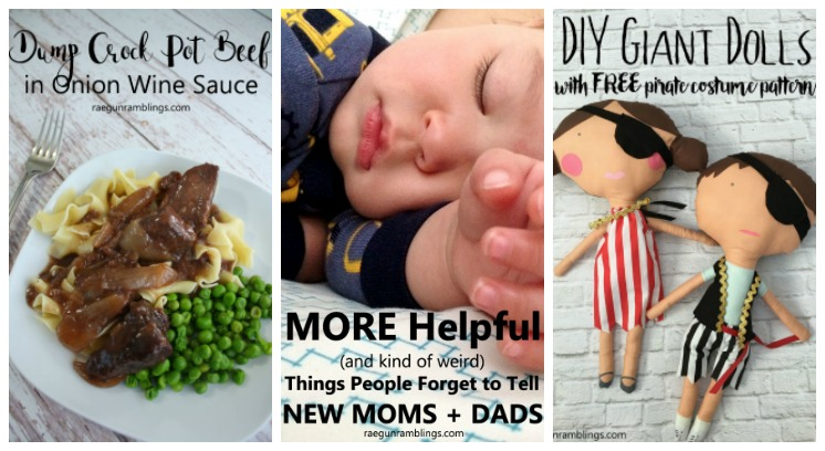 Great tips recipes and craft projects