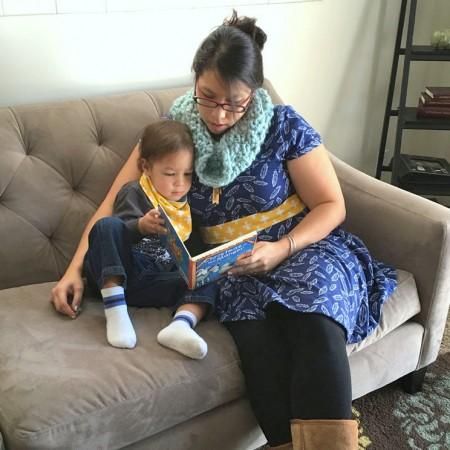 DIY handkerchief scarf and dress sash tutorial