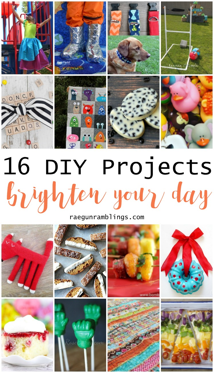 Fabulous crafting tutorials and recipes to brighten your day