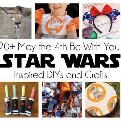 DIY Star Wars and Block Party