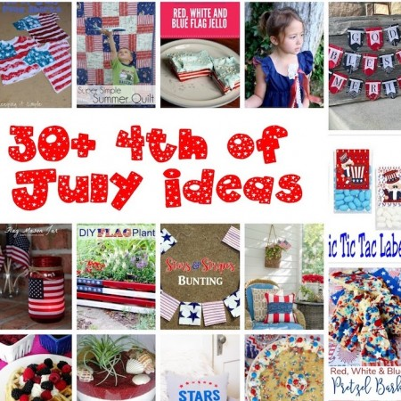 Over 30 easy Patriotic and 4th of July Ideas-2 copy