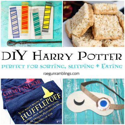 Happy Harry Potter Days 3-5