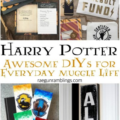 Happy Harry Potter Days 6-8
