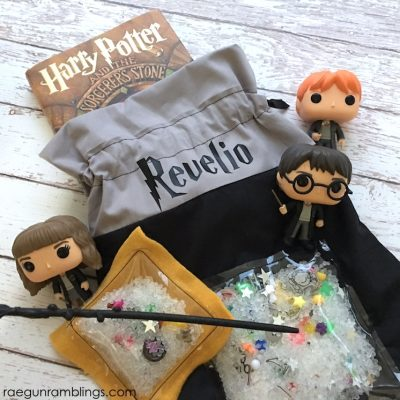 Revelio Harry Potter I Spy Bags