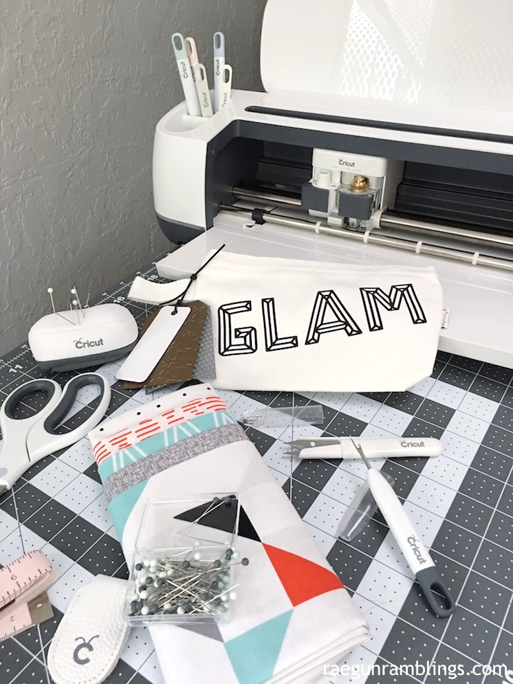 great post all about the cricut maker and how sewing crafters will use it